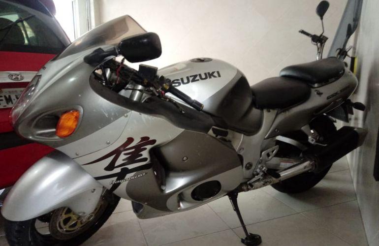 Suzuki Hayabusa Gsx 1300 R - Foto #4