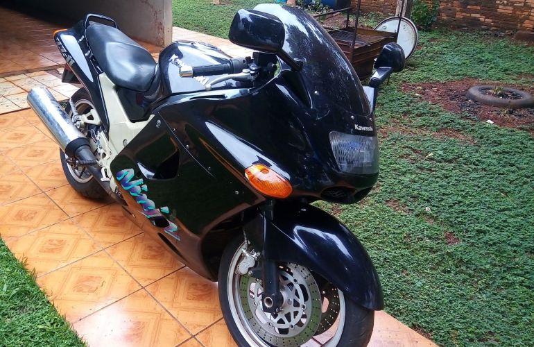 Kawasaki Ninja Zx 11 (1100cc) - Foto #4
