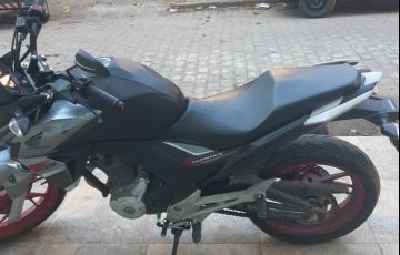 Honda Twister (ABS)