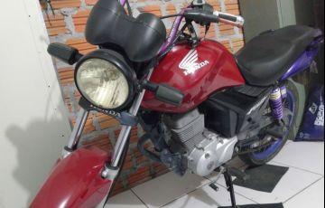 Honda Cg 150 Fan ESi - Foto #6