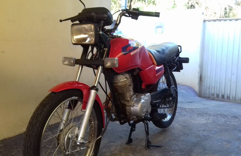 Honda Cg 125 Titan - Foto #1
