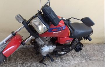 Honda Cg 125 Titan - Foto #4