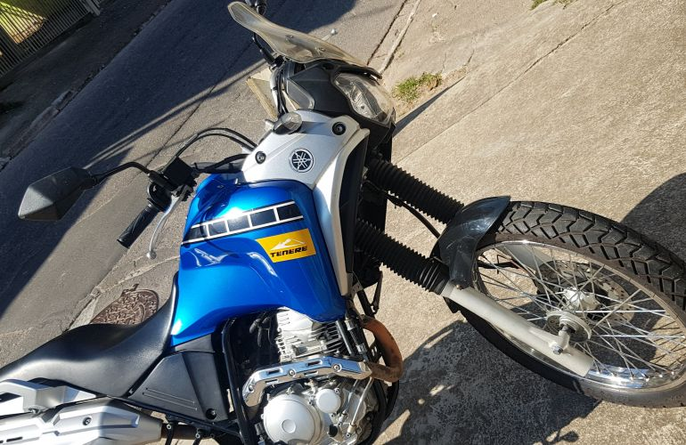 Yamaha Xtz 250 Tenere - Foto #7