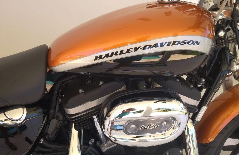 Harley-Davidson XL 1200 CA - Foto #4
