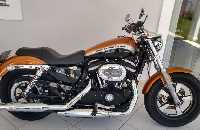 Harley-Davidson XL 1200 CA - Foto #10