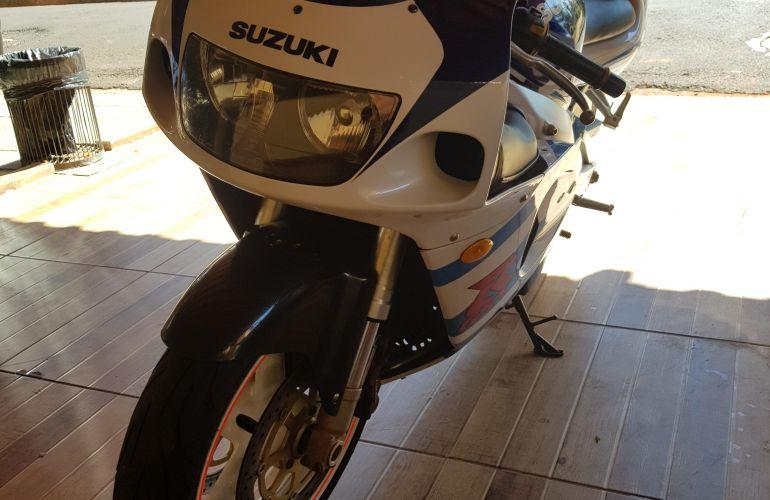 Suzuki Gsx R 750 - Foto #3