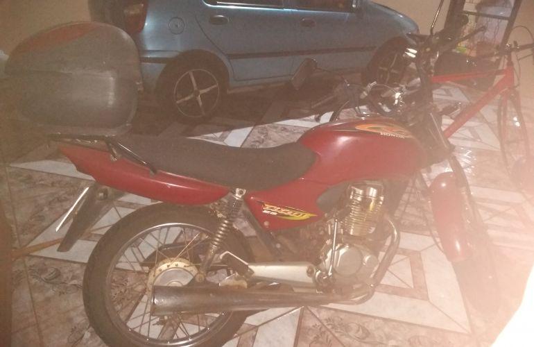 Honda Cg 125 Titan ES - Foto #2