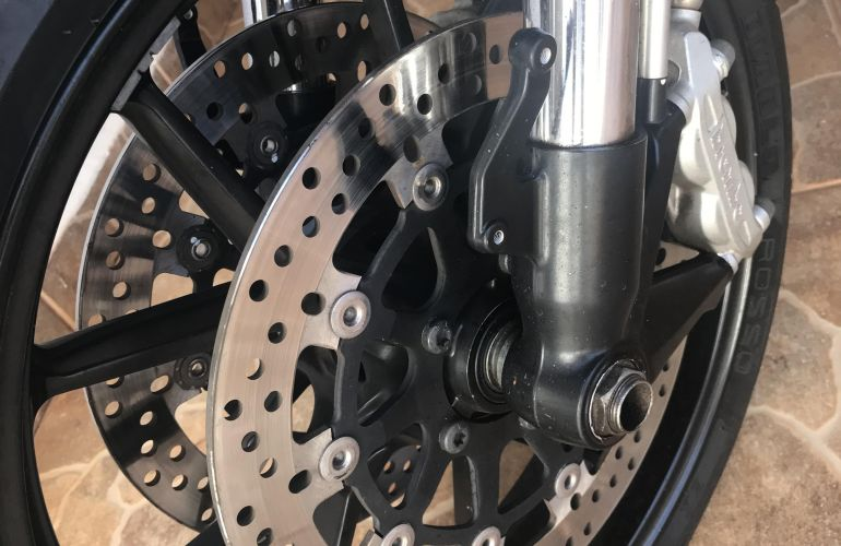 Ducati Hypermotard 796 - Foto #7