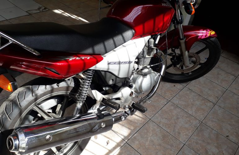 Honda Cg 150 Sport - Foto #8