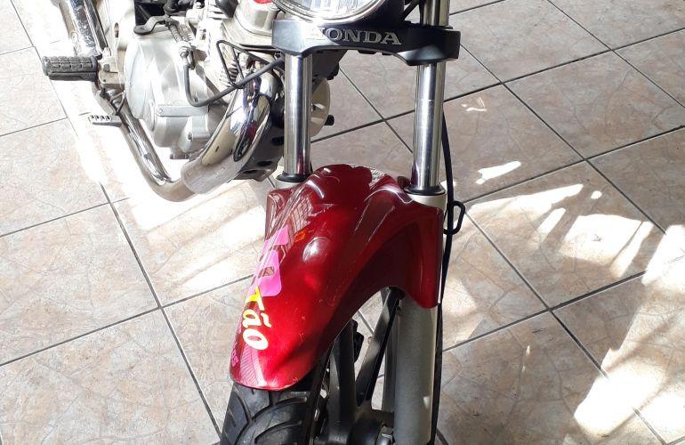Honda Cg 150 Sport - Foto #9