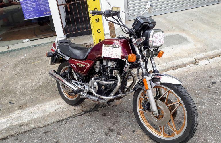 Honda Cb 450 - Foto #1