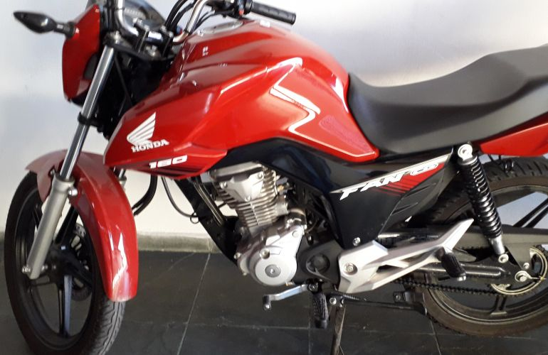 Honda Cg 160 Fan - Foto #1