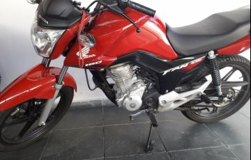 Honda Cg 160 Fan - Foto #4