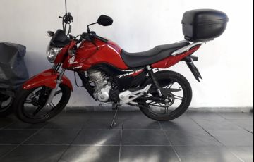 Honda Cg 160 Fan - Foto #6