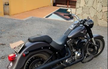 Harley-Davidson Softail Fat Boy - Foto #4
