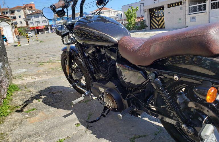 Harley-Davidson XL 1200 CB - Foto #1