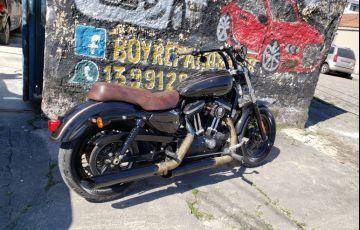 Harley-Davidson XL 1200 CB - Foto #6