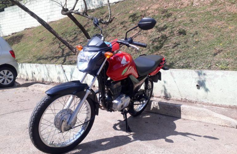 Honda Cg 125i Fan - Foto #1
