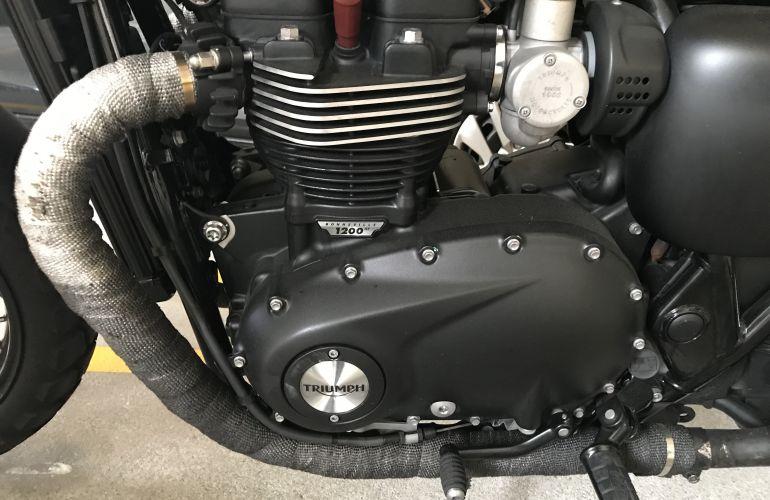 Triumph Bonneville T120 Black - Foto #5
