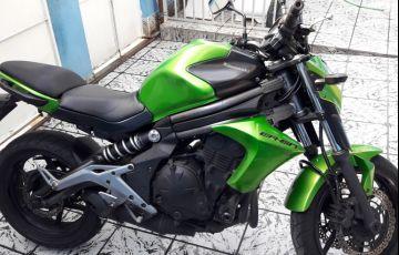 Kawasaki ER 6N - Foto #9