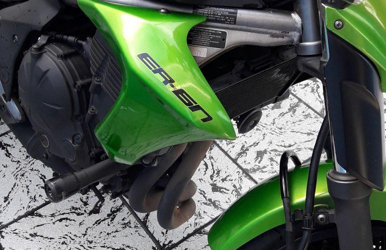 Kawasaki ER 6N - Foto #10
