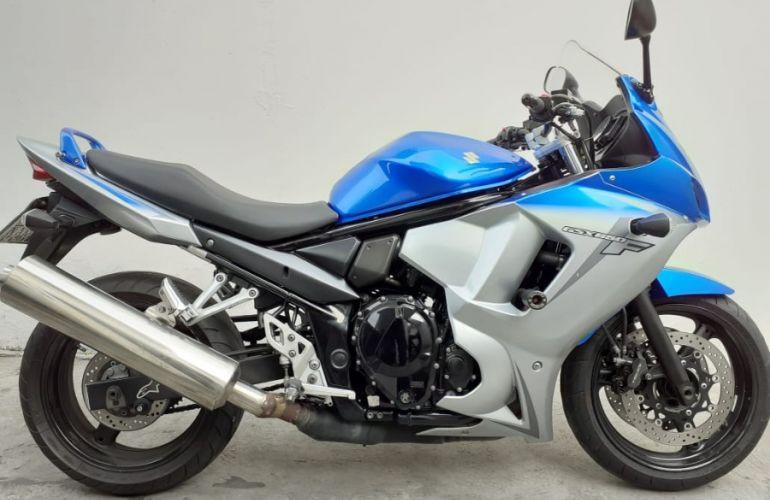 Suzuki Gsx 650 F - Foto #1