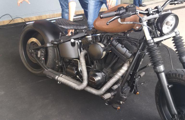 Harley-Davidson Softail Std Fxstdi - Foto #1