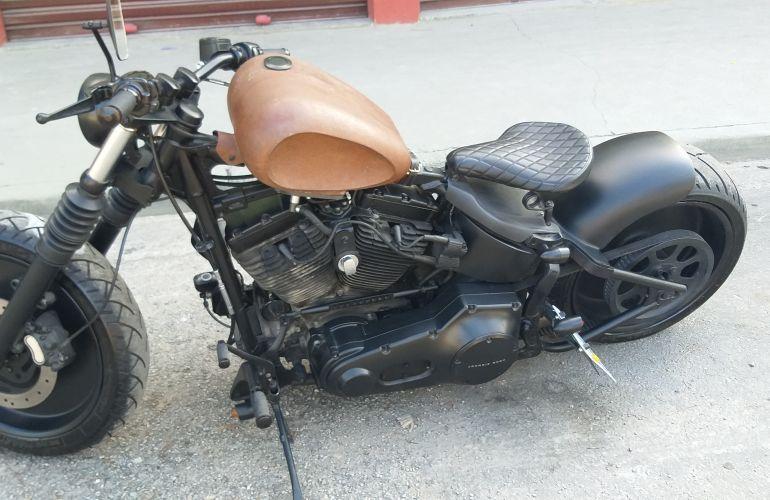 Harley-Davidson Softail Std Fxstdi - Foto #2