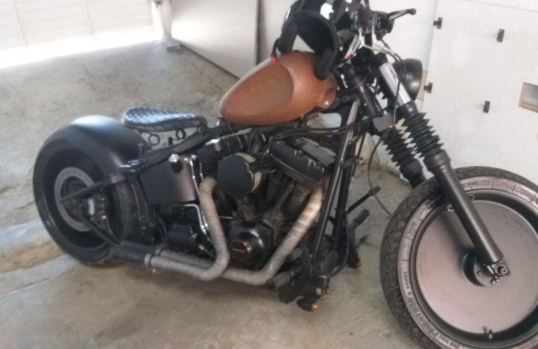 Harley-Davidson Softail Std Fxstdi - Foto #5