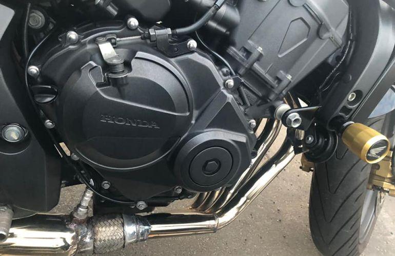 Honda Cb 600 F Hornet (ABS) - Foto #4