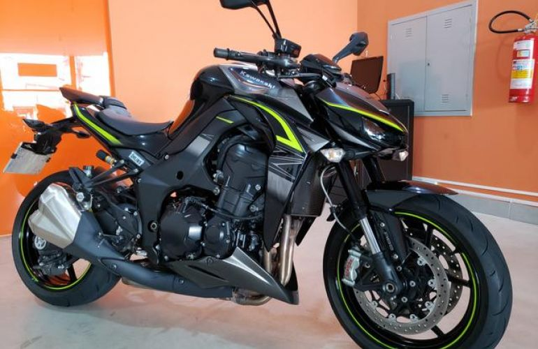 Kawasaki Z 1000 (ABS) - Foto #1