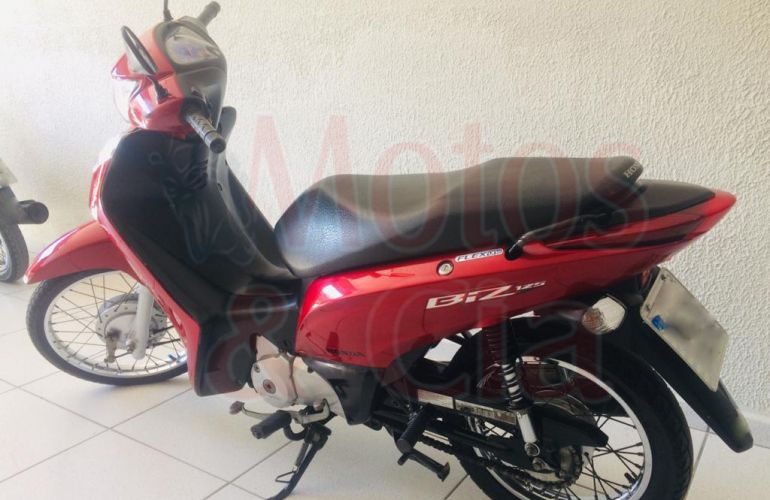 Honda Biz 125 ES - Foto #6