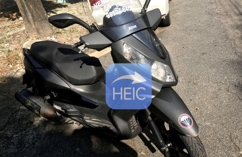 Dafra Sym Citycom 300i - Foto #2