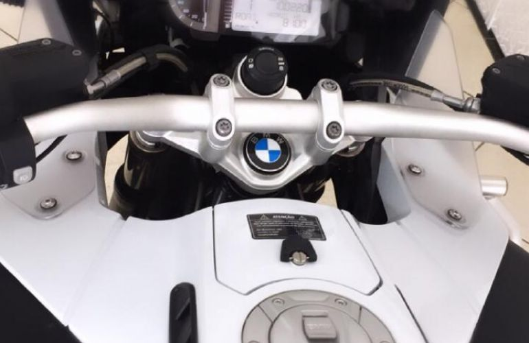 BMW R 1200 GS Adventure - Foto #4