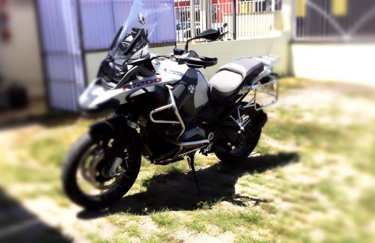 BMW R 1200 GS Adventure - Foto #6