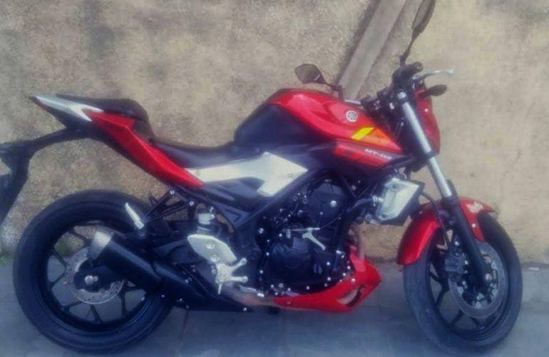 Yamaha MT 03 (STD)