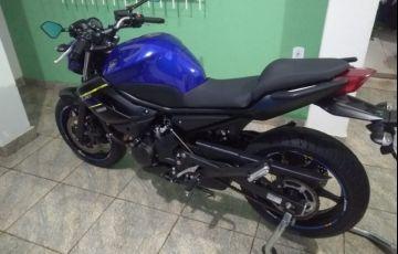 Yamaha XJ6 N 600 (ABS) - Foto #4
