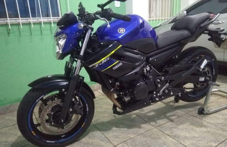 Yamaha XJ6 N 600 (ABS) - Foto #9