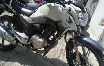 Honda Cg 160 Fan - Foto #2
