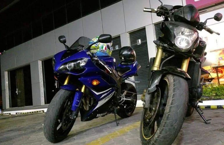 Yamaha Fz1 1000 - Foto #1