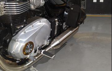 Triumph Bonneville Boober