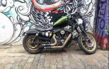 Harley-Davidson Sportster 883 Roadster - Foto #3