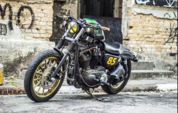 Harley-Davidson Sportster 883 Roadster - Foto #6
