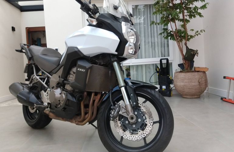Kawasaki Versys 1000 (ABS) - Foto #8