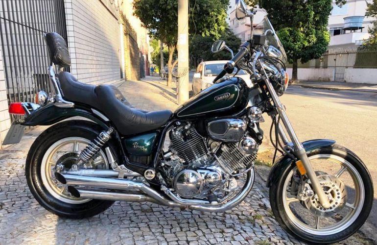 Yamaha 750 Virago - Foto #1