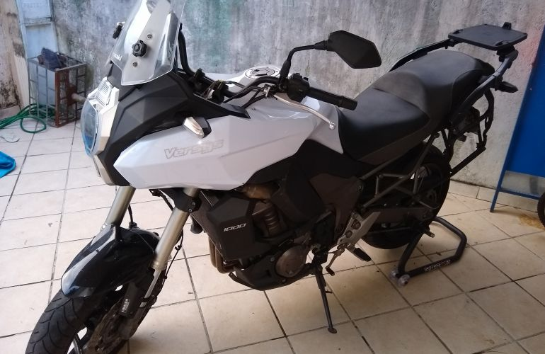 Kawasaki Versys 1000 (ABS) - Foto #4