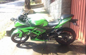 Kawasaki Ninja 300 (ABS) - Foto #6