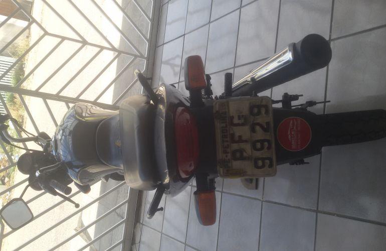 Honda Cg 125 Fan ES - Foto #1