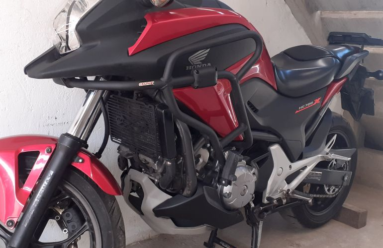 Honda Nc 700X (ABS) - Foto #8