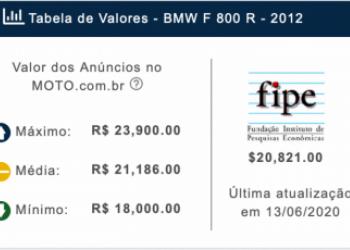 BMW F 800 R - Foto #10